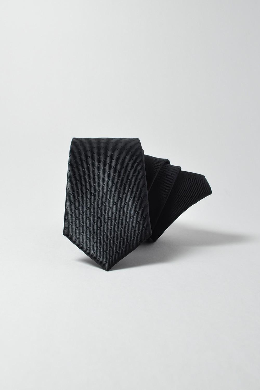 Corbata Estructura Negro