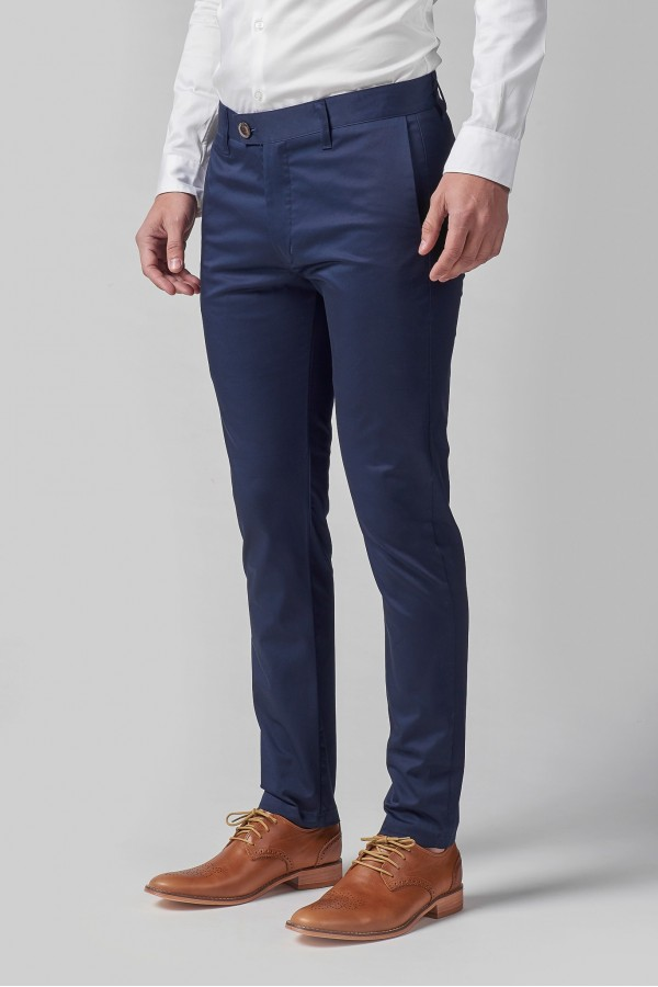 Pantalón Bilencio Azul