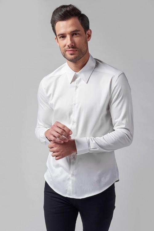 Camisa Satino